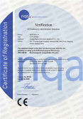 CE Certificate of Refill station B