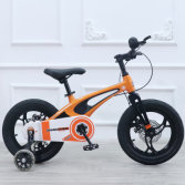 Aluminum frame one wheel children bicycle