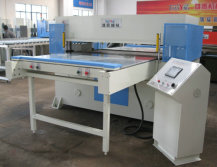 Both sides feeding CNC hydraulic cutting machine
