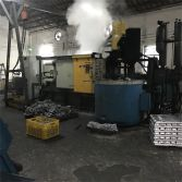 Die-casting machines
