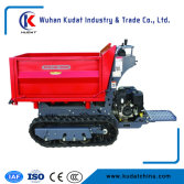 1000kgs Self Loading Crawler Power Barrow