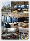 Project case of Hongye furniture group/The office furniture project of Alibaba(Shanghai Hongqiao)
