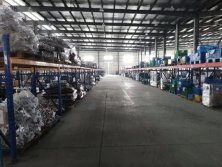 spare parts warehouse lines