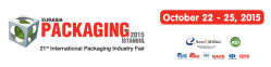 Tecon Joined the 2015 Eurasia Packaging Istanbul Fair