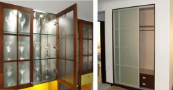 Wardrobe , Ambry Glass Door