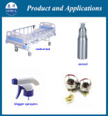 aisi 304/304L stainless steel ball application