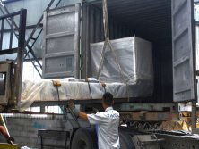 02 sets Home Elevator export to Singpore Client
