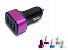 Triple USB ports Car Charger
