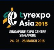 Tyrexpo Asia 2015 in Singapore Stand Booth: M01