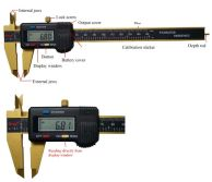 How to Read a Digital Caliper