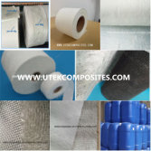Different fiberglass for pultrusion process