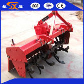 high technology middle transmission rotary tiller