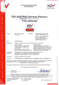 TUV_250W Mark Cert-TA 385 13 0231