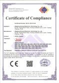 CE LVD Certification of Adapter