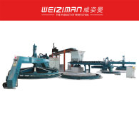 Large Diameter Reinforced Contrete Pipe Making Machine
