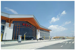 Smart Lighting Control System On Qujing North Railway Station