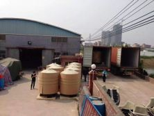 TRANSPORTATION FOR FRP TANKS