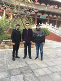 Pakistan client visit China