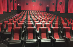 movie theater seating project