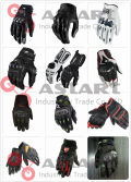 Mx Gear Motorcycle Racing Glove Leather Motocross Gloves