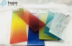 Gradient Laminated Glass