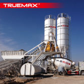 Mobile Concrete Batching Plant in Algeria