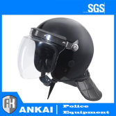 Police High Impact Resistance Anti Riot Gear Helmet