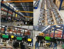 European Electric Wire Rope Hoist China Manufacturer Factory