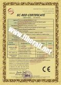 EC-RED Certificate