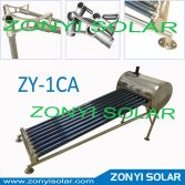 new solar water heater frame