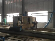 Flame and Plasma Cutting Machine