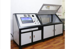 Burst Pressure Test Machine