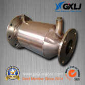 DOC+DPF Catalytic Converter with Muffler for Non-Road Machinery