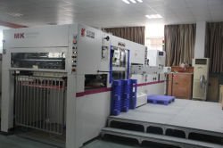 Full-automatic Die Cutting Machine