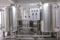 500L Brewery Turnkey Project