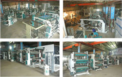 PRINTING MACHINES WORKING PLACE