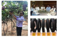 INDIAN TUBE TIRE FACTORY VISITING in SEP