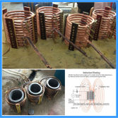 Coil for induction melting