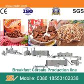 High quality Automatic Breakfast Cereals Making Machinery
