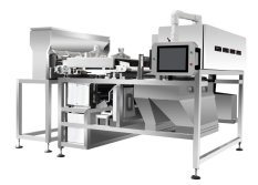 Stainless Steel Belt Color Sorter for Cullet