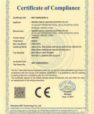 CE certificate of ignitor