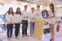 Global Source Electronics Exhibition in Hong Kong 19 Spring