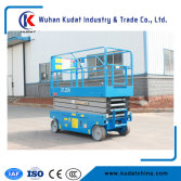 8m Hydraulic Self-Propelled Scissors Lift