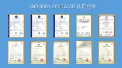 ISO-9001 international quality system certification