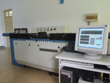 Sc-Iv Testing Machine of Friction Liner
