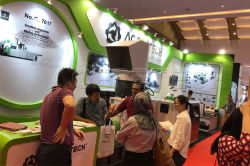 AceRetech participated 2019 Plastics & Rubber Indonesia