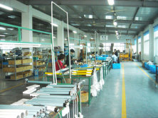 Production Line for Tubular Motor