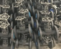 Forged Flanged gate Valve