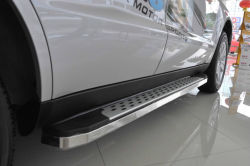 Side Step/Running Boards/Nurf Bar