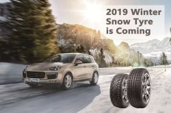 2019 Winter Snow Tyre is Coming